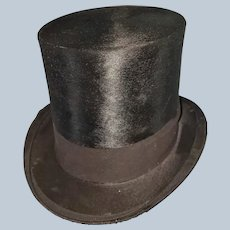 Turn of the Century Silk TOP HAT