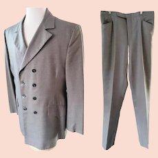 Avant Garde VINTAGE Man's 1960's - 70's Suit