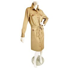 WESTERN Khaki Go-Anywhere Dress