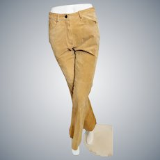 WESTERN Leather Trousers...for Dancing or Riding!!
