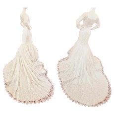 Wedding Gown Extraordinaire!