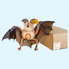 STEIFF 1960 Bat: Name ERIC; With Original  Box