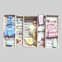 UFDC CISSETTE 2007 Mint Unopened Souvenir Convention Trunk: Music Music Music Cissette with Accessories and Clothes