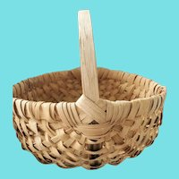 """Large 14"""" Diameter Round Basket from my Collection"""