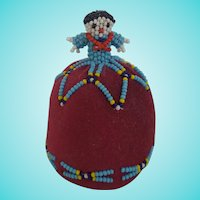 Vintage Navajo Folk Art Pin Cushion Doll from my Collection #1