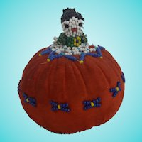 Vintage Navajo Folk Art Pin Cushion Doll from my Collection #5