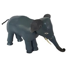 Vintage Schoenhut Elephant in Great Condition