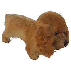 Tiny Vintage Steiff Cocker Spaniel Toy
