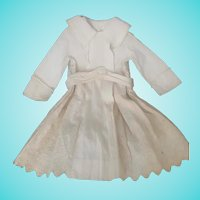Sweet Antique Edwardian Eyelet Child's Dress