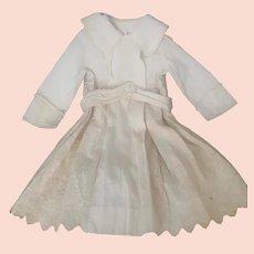 Sweet Antique Edwardian Eyelet Child's Dress