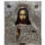 18th century Gorgeous Silver Russian Icon of Jesus Christ- Oil painting
