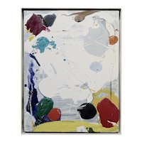 John Seery - Abstract of multi Colors -Oil painting