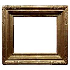"""22 Kt Gold gilded Carved Wooden Frame by Vandauren 20x24"""""""