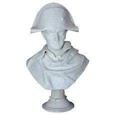 Napoleon Bonaparte Emperor -Fabulous 19th century Marble Bust