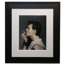 Johnny Deep Portrait -Original Photograph by Dan Winters