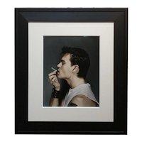 Johnny Depp Portrait -Original Photograph by Dan Winters