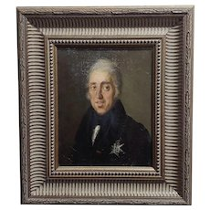 Portrait of Andrew Jackson - 19th century oil painting