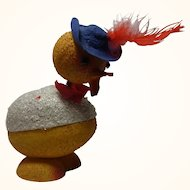 Vintage Western Germany Candy Container Duck