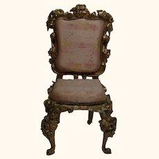 Chair Spielwaren Dollhouse by Szalasi Germany
