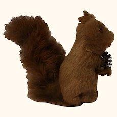Vintage German Fur Squirrel Bru Kestner