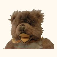 Vintage German Steiff Teddy Bear no ID