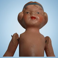 Vintage German Porcelain Doll ca.1920