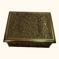 Antique German Erhard & Sohne  Jewelry Box