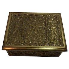 Antique German Erhard & Sohne  Jewelry Box