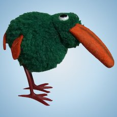 Steiff Wool Raven no ID