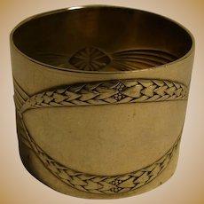 Vintage German WMF Napkin Ring