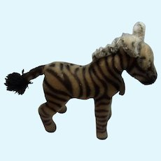 German Steiff Zebra