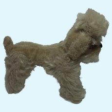 Vintage German Steiff Poodle