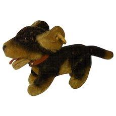 Vintage German Steiff Dachshund Beppo Dog