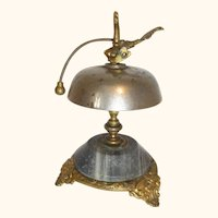 Antique German Table Bell