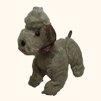 Vintage German Steiff Dog