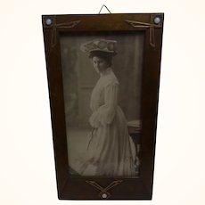 German Art Nouveau Picture Photo Frame