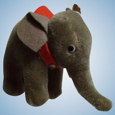 Vintage German Steiff Elephant 0500/10