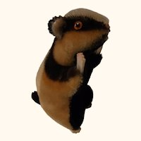 Vintage German Steiff Badger