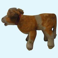 Vintage German Steiff Calf