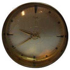 Art Deco German KIENZLE SUPERIA Mechanical Desk Clock