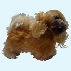 German Steiff Pekingese Dog