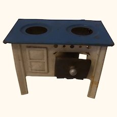 Small German Ton Doll House Oven