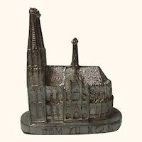 German Souvenir Building Cologne Dome