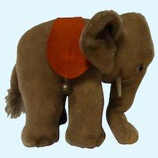 Vintage German Steiff Elephant