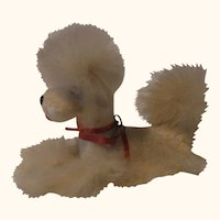 Vintage German Poodle Dog Doll Accessory