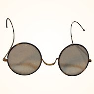 Art Deco German Eye Glass Frame