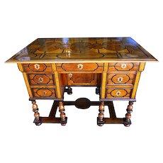 French Mazarin desk, school of Thomas Hache, 17th century