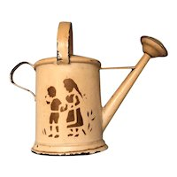 Miniature Toy Watering Can dated 1926