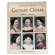 Identifying German Chinas 1840s - 1930s by Krombholz Definitive Guides to Chinas