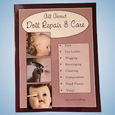 Doll Repair & Care Step-by-Step Teaching  Guide